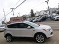 2014 White Platinum Ford Escape Titanium 2.0L EcoBoost 4WD  photo #4