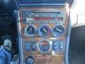 2002 BMW Z3 Black Interior Controls Photo