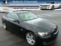 Jet Black 2008 BMW 3 Series 328i Convertible