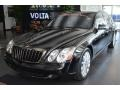 Baltic Black Metallic 2010 Maybach 57 S