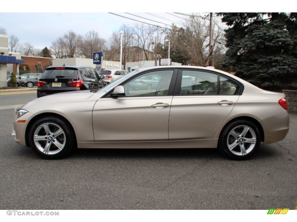 Orion Silver Metallic 2013 BMW 3 Series 328i xDrive Sedan ...