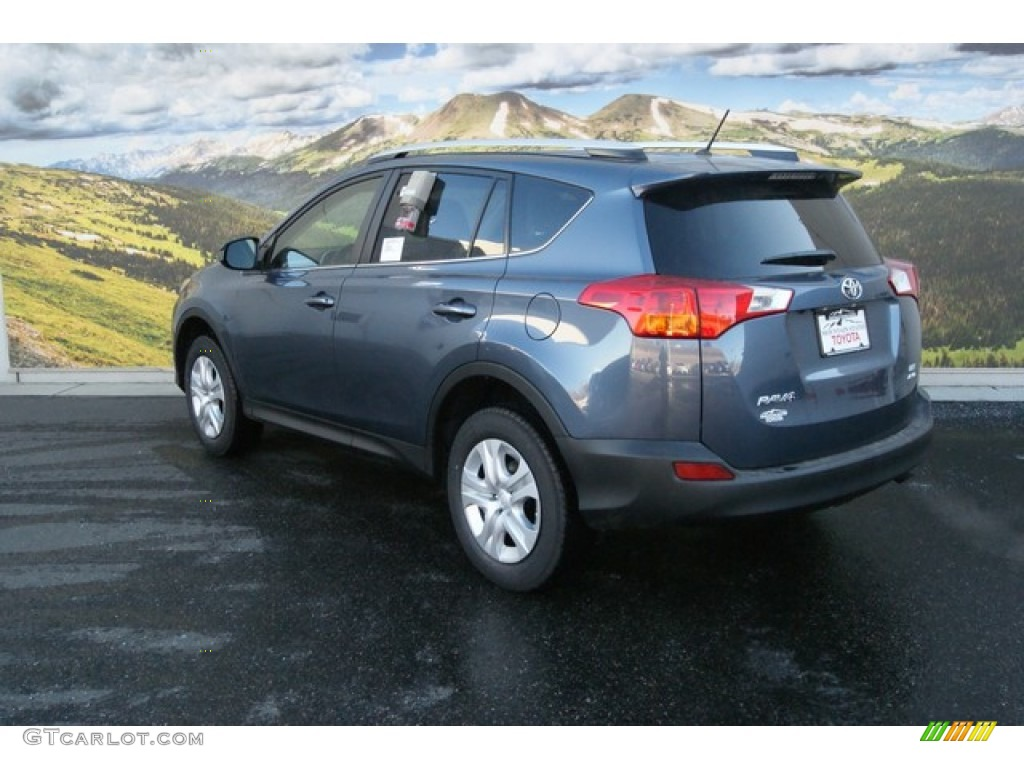 2014 shoreline blue pearl toyota rav4 le awd 89300617. Black Bedroom Furniture Sets. Home Design Ideas