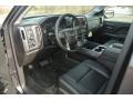 Jet Black Prime Interior Photo for 2014 GMC Sierra 1500 #89323454