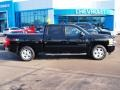 2013 Black Chevrolet Silverado 1500 LTZ Crew Cab 4x4  photo #1