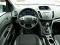 2014 Sterling Gray Ford Escape S  photo #8