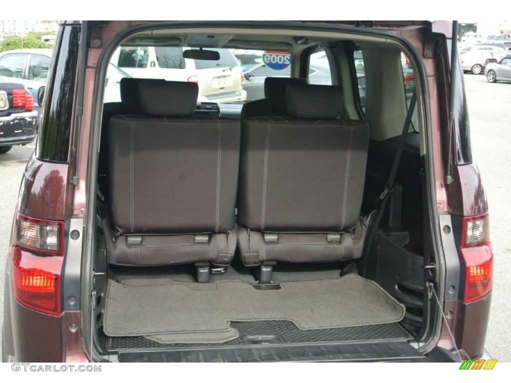 2009 Honda Element Sc Trunk Photo 89345071 Gtcarlot Com