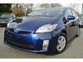 Blue Ribbon Metallic 2010 Toyota Prius Gallery