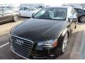 Havanna Black Metallic 2014 Audi S8 Gallery