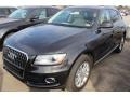 Lava Gray Metallic 2014 Audi Q5 Gallery