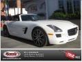 designo Mystic White II - SLS AMG GT Roadster Photo No. 26