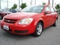 2007 Victory Red Chevrolet Cobalt LT Sedan  photo #1