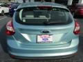2012 Frosted Glass Metallic Ford Focus SEL 5-Door  photo #5