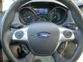 2012 Frosted Glass Metallic Ford Focus SEL 5-Door  photo #20
