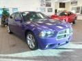 Plum Crazy Pearl 2014 Dodge Charger Gallery