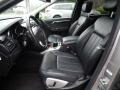 Front Seat of 2006 R 350 4Matic