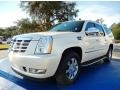 White Diamond 2009 Cadillac Escalade ESV