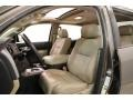 Sand Beige Front Seat Photo for 2012 Toyota Tundra #89399478