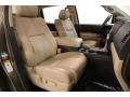 Sand Beige Front Seat Photo for 2012 Toyota Tundra #89399592