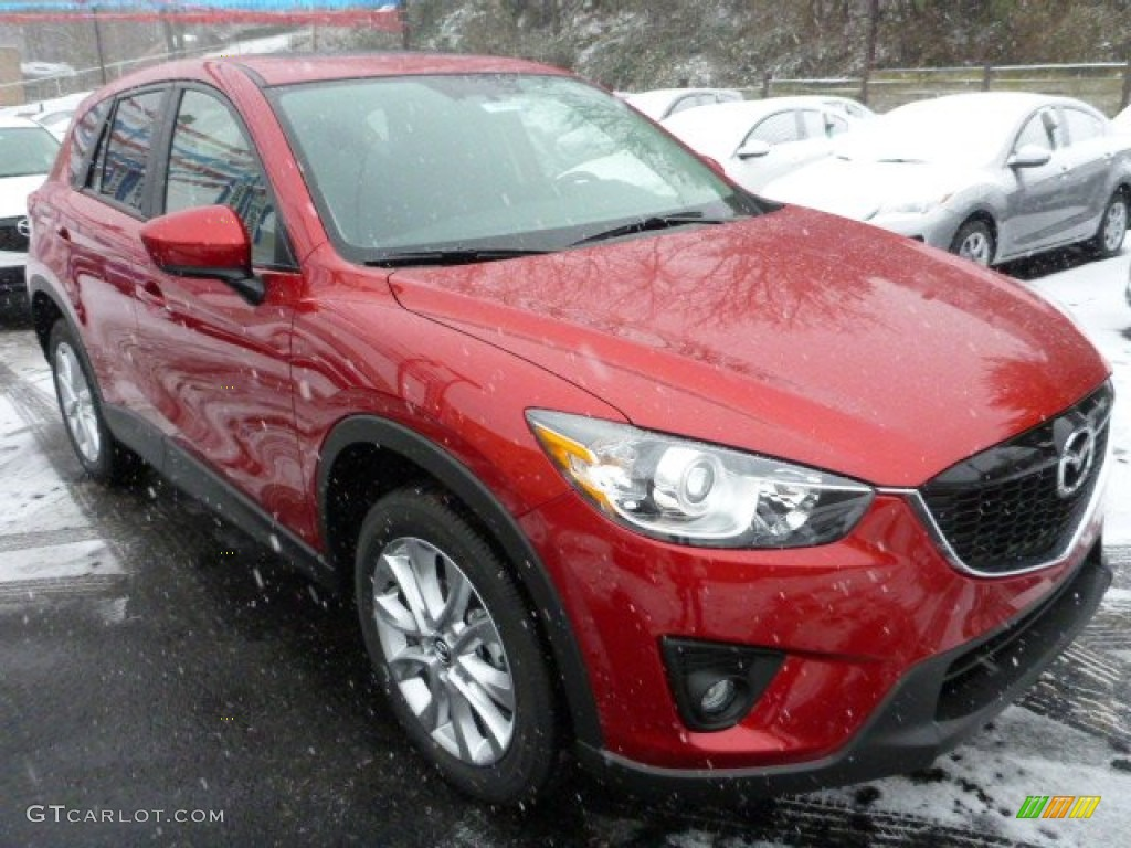 Mazda Cx 5 Color Code >> Soul Red Metallic 2014 Mazda CX-5 Grand Touring AWD Exterior Photo #89402064 | GTCarLot.com