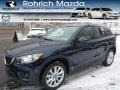 2014 Stormy Blue Mica Mazda CX-5 Grand Touring AWD #89381642