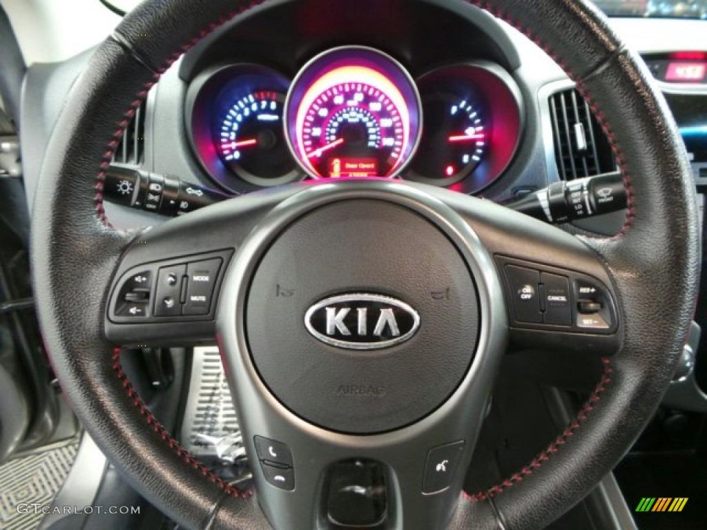 2010 Kia Forte Koup Sx Steering Wheel Photos