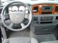 2006 Black Dodge Ram 1500 SLT Quad Cab 4x4  photo #11