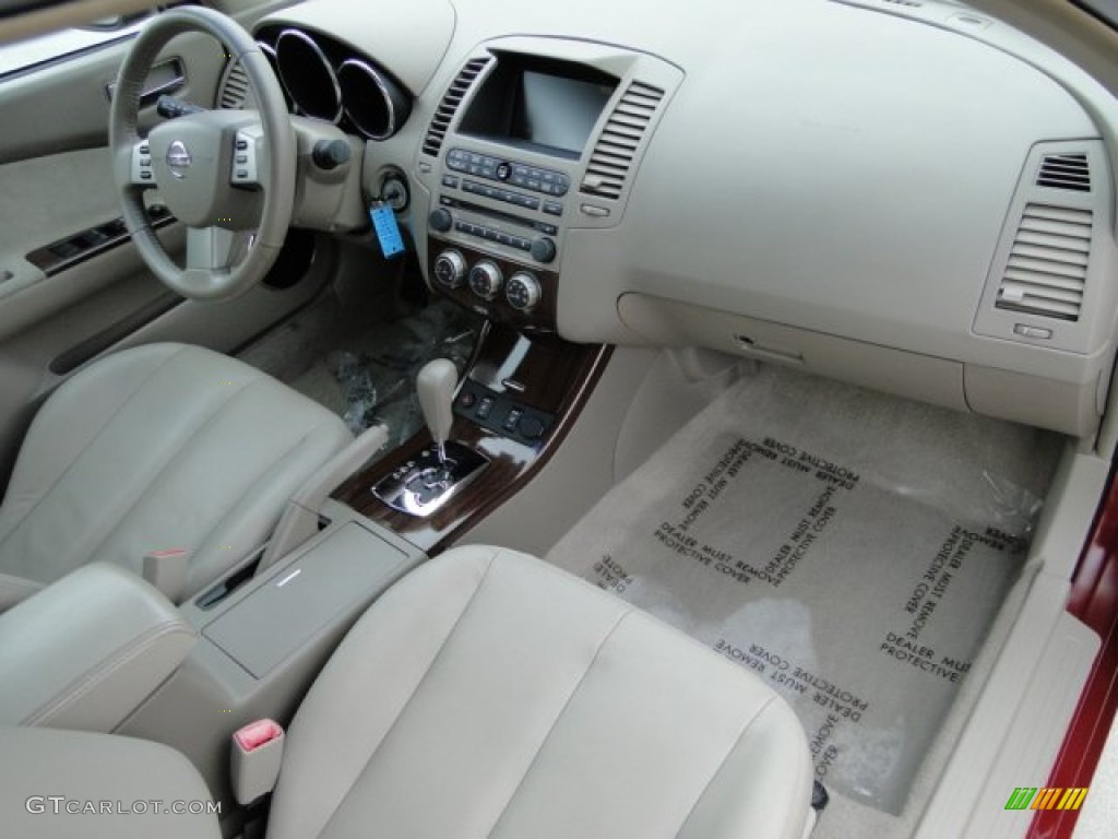 2006 Nissan Altima 3 5 Sl Interior Color Photos Gtcarlot Com