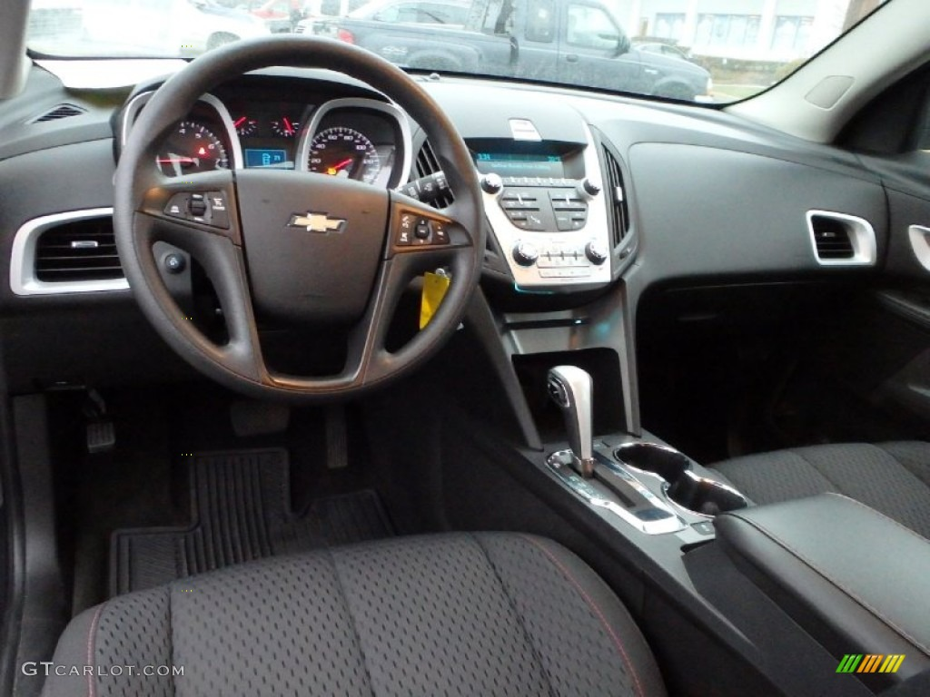 2012 Chevrolet Equinox LS Interior Color Photos | GTCarLot.com