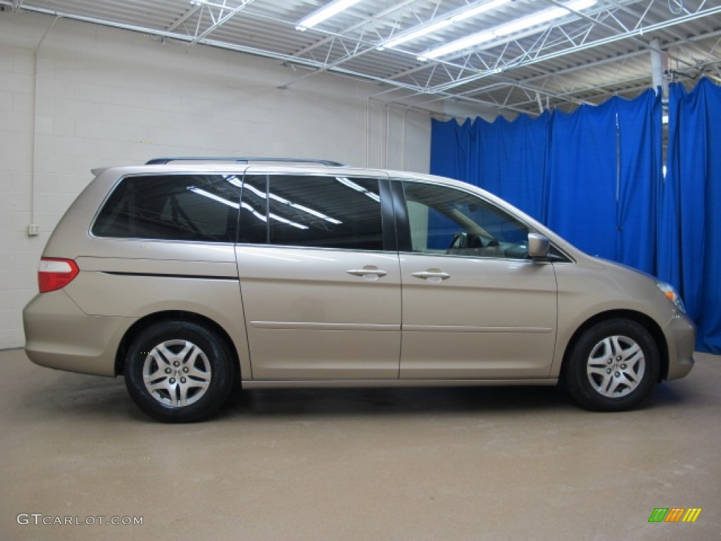 desert rock metallic 2006 honda odyssey ex l exterior. Black Bedroom Furniture Sets. Home Design Ideas