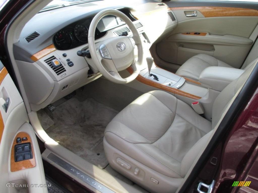 Ivory interior 2006 toyota avalon xls photo 89430479 for Toyota avalon interior dimensions