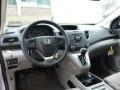 2014 Alabaster Silver Metallic Honda CR-V EX AWD  photo #12