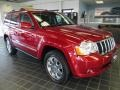Inferno Red Crystal Pearl 2010 Jeep Grand Cherokee Gallery