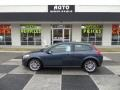 Barents Blue Metallic 2011 Volvo C30 T5
