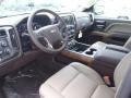 2014 Chevrolet Silverado 1500 Cocoa/Dune Interior Prime Interior Photo