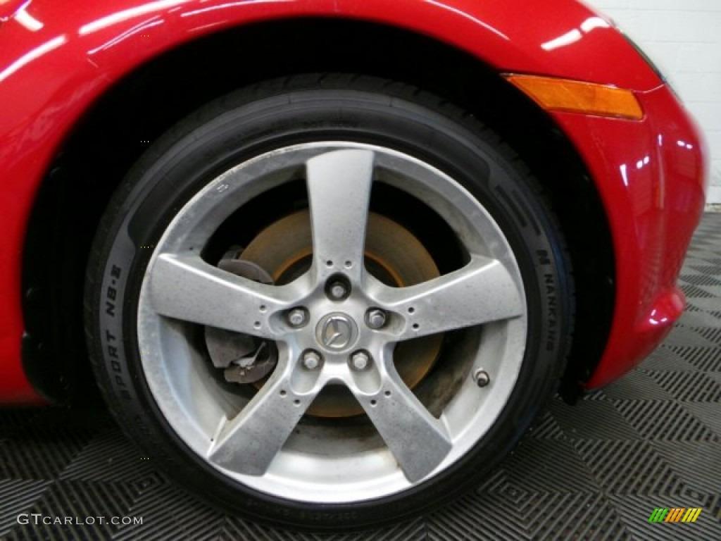 2007 Mazda Rx 8 Grand Touring Wheel Photo 89470295 Gtcarlot Com