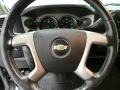 Ebony Steering Wheel Photo for 2008 Chevrolet Silverado 1500 #89473517