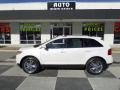 White Suede 2013 Ford Edge Limited