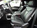 Front Seat of 2012 F150 SVT Raptor SuperCrew 4x4