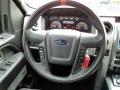 2012 F150 SVT Raptor SuperCrew 4x4 Steering Wheel