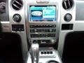 Controls of 2012 F150 SVT Raptor SuperCrew 4x4