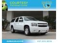 Summit White 2011 Chevrolet Suburban LS