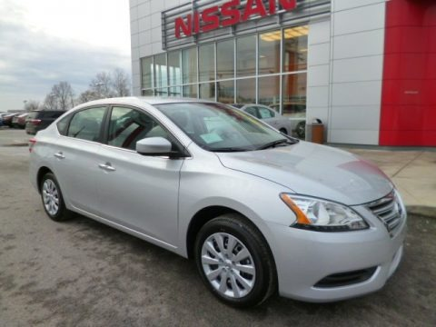2014 Nissan Sentra S Data, Info and Specs