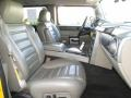 Wheat Front Seat Photo for 2003 Hummer H2 #89524663