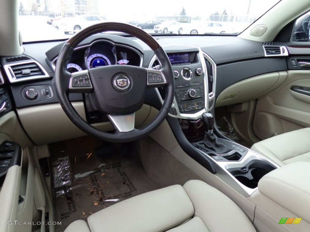 2012 cadillac srx luxury interior color photos