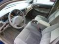 Medium Gray 2005 Chevrolet Impala Interiors