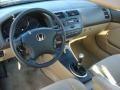 Ivory 2003 Honda Civic Interiors