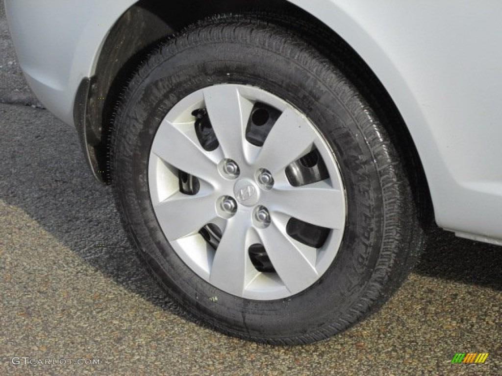 2011 Hyundai Accent Gs 3 Door Wheel Photo 89544817