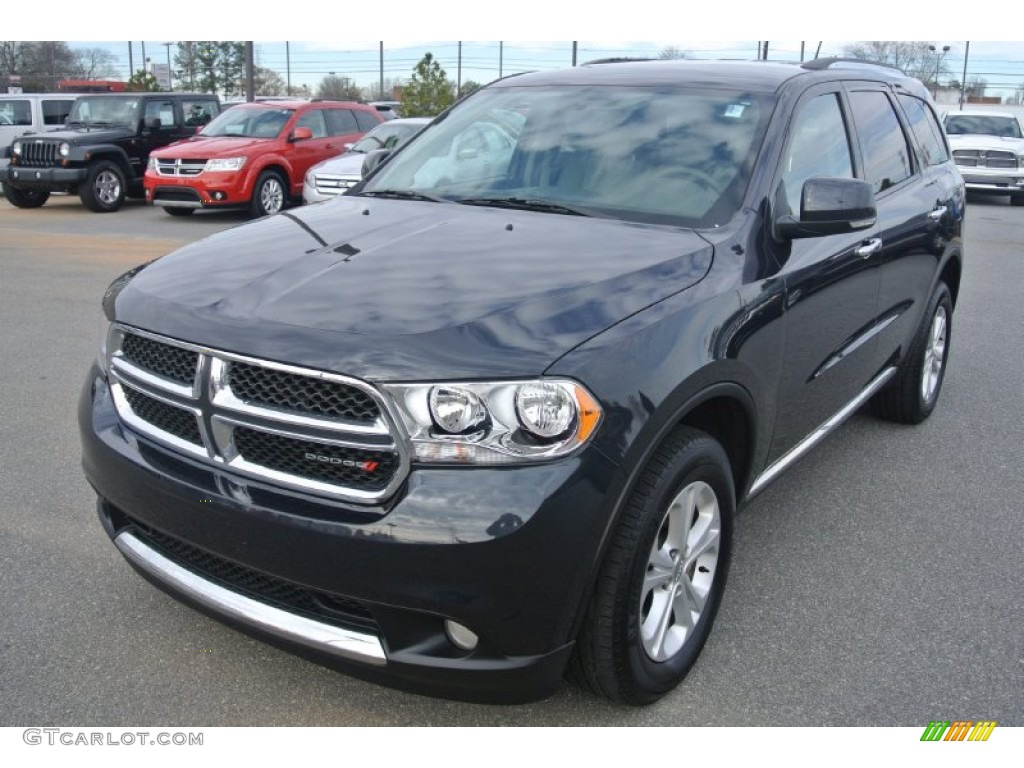 2013 dodge durango crew exterior photos. Black Bedroom Furniture Sets. Home Design Ideas