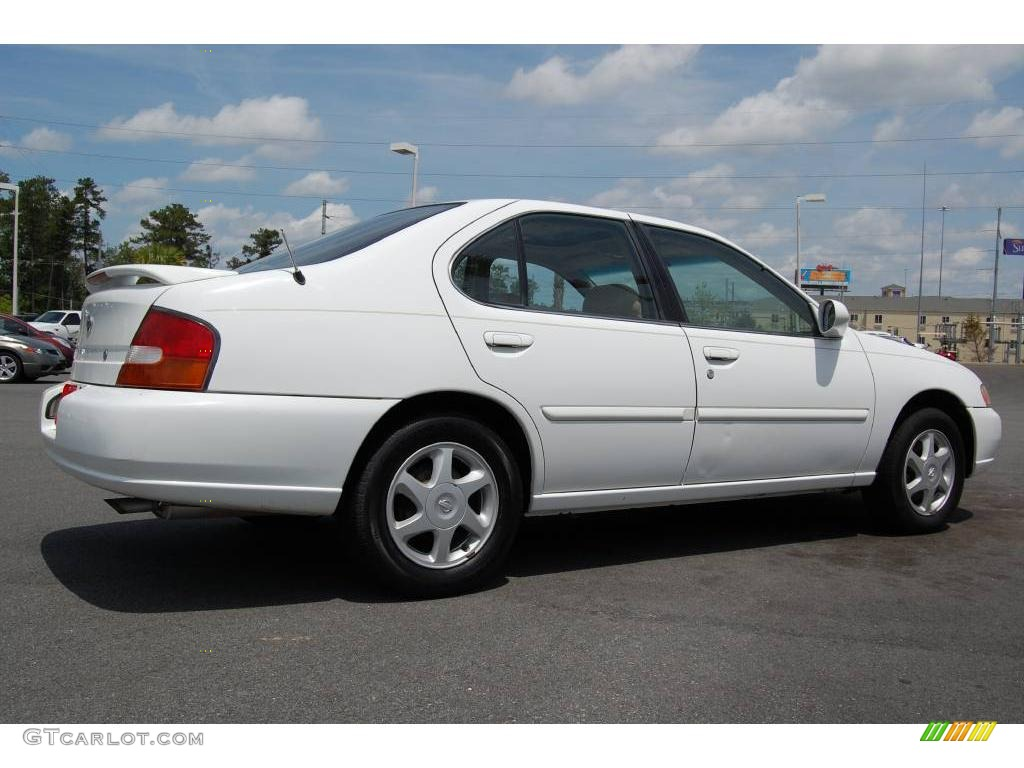 1998 cloud white nissan altima se #8931095 photo #4 | gtcarlot