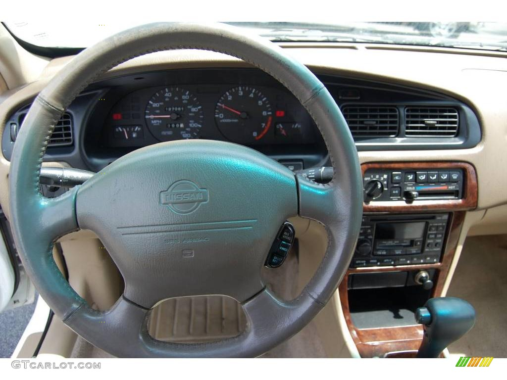 1998 cloud white nissan altima se #8931095 photo #6 | gtcarlot